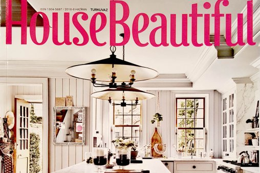 HOUSE  BEAUTIFUL 2016